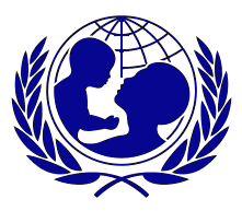 Flag of UNICEF.logo